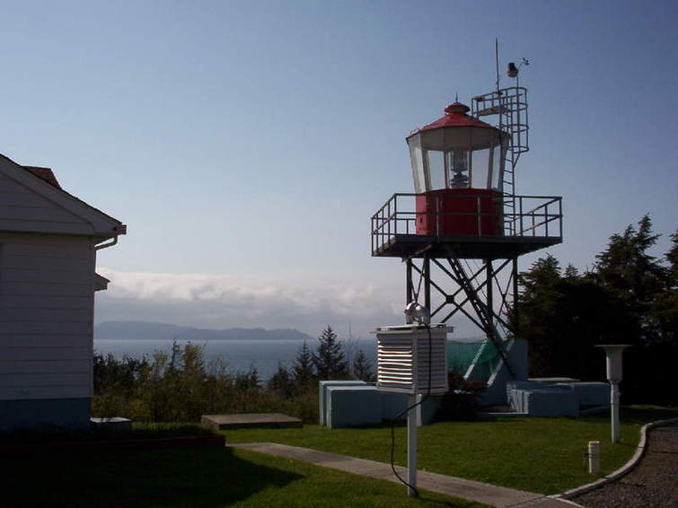 Cape Scott Lighthouse